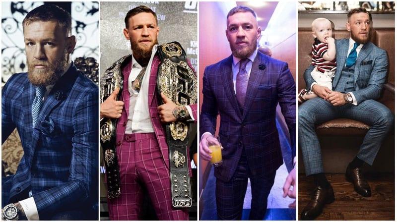 Conor McGregor\u0027s Suits